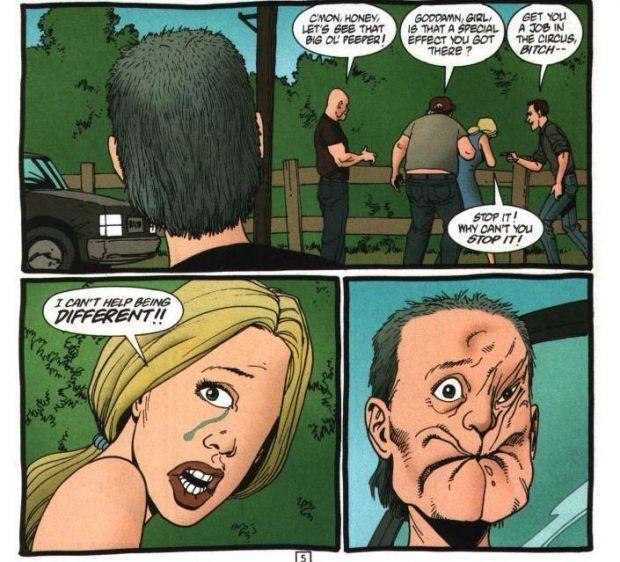 Garth Ennis – Hitman e la politica (seconda parte)