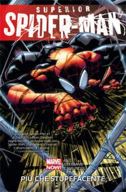 Superior Spider-Man #1 (Slott, Stegman, Camuncoli)