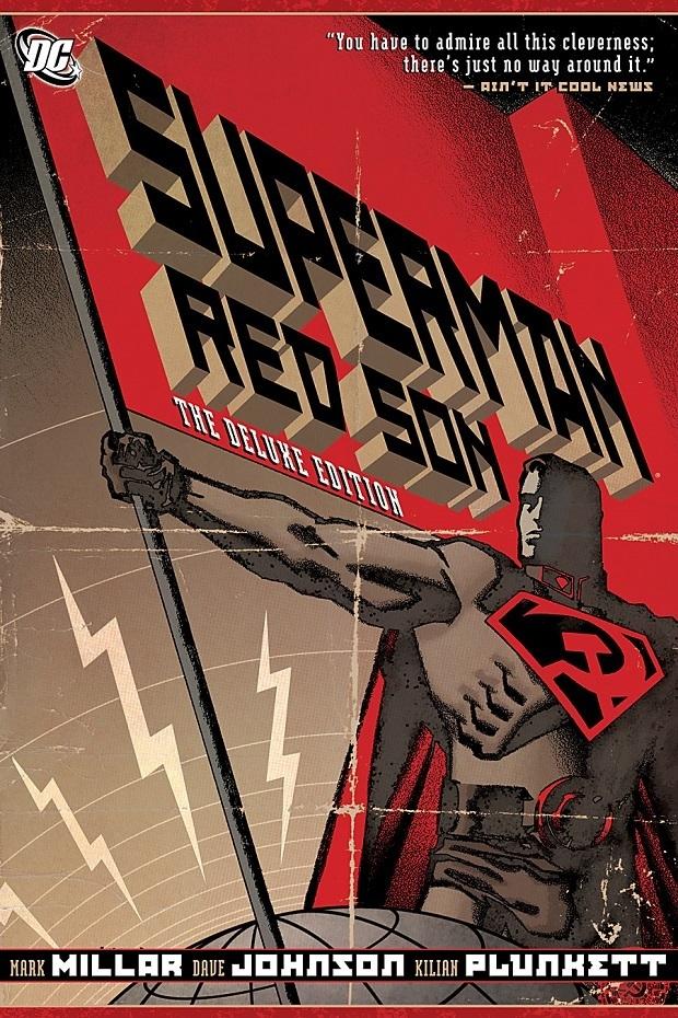 Torna in libreria Superman - Red Son