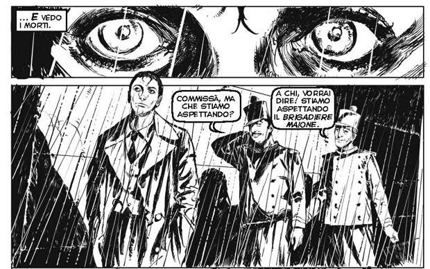 I vivi e i morti: i fantasmi del commissario Ricciardi_Recensioni