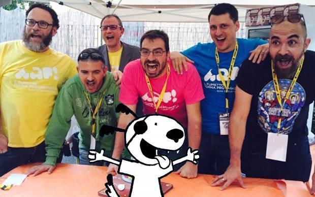 ARF! Reportage dal nuovo festival del fumetto di Roma