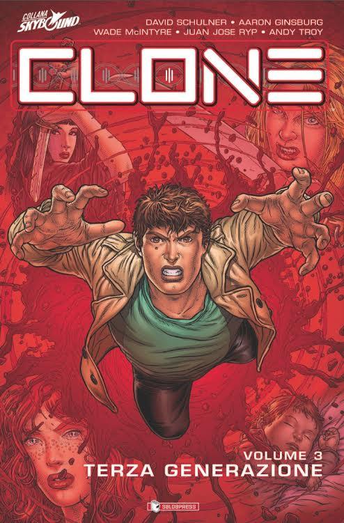 """È uscito """"Clone"""" Vol.3, la serie targata Skybound"""