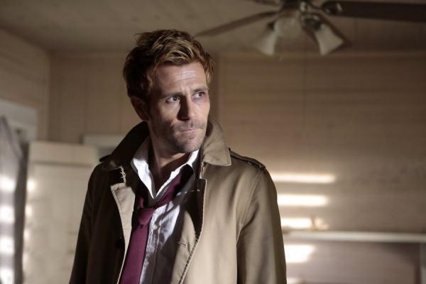 Fox ordina Lucifer, NBC cancella Constantine