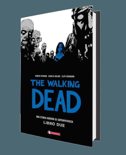 È uscito il secondo cartonato di The Walking Dead