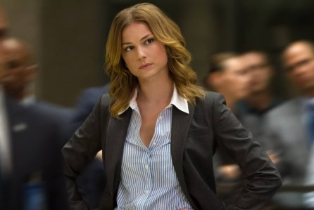 Emily VanCamp di nuovo Agente 13 in Captain America: Civil War
