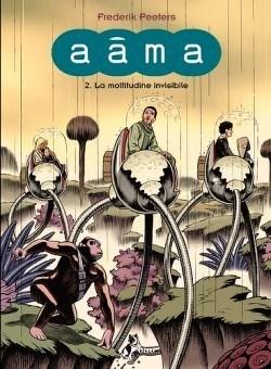 Aâma: il ritono al futuro di Frederik Peeters
