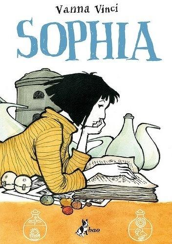 Sophia di Vanna Vinci torna in libreria – Anteprima