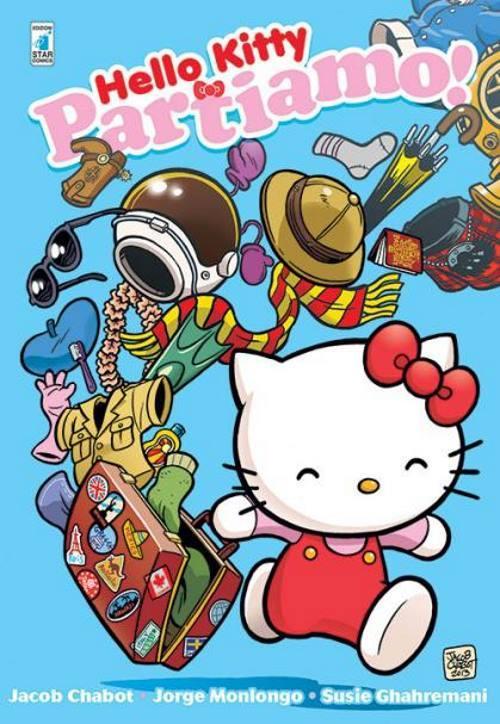 """""""Hello Kitty Partiamo!"""" è disponibile"""