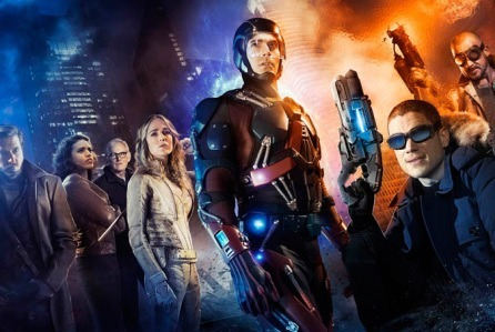 Prima immagine di DC's Legends of Tomorrow