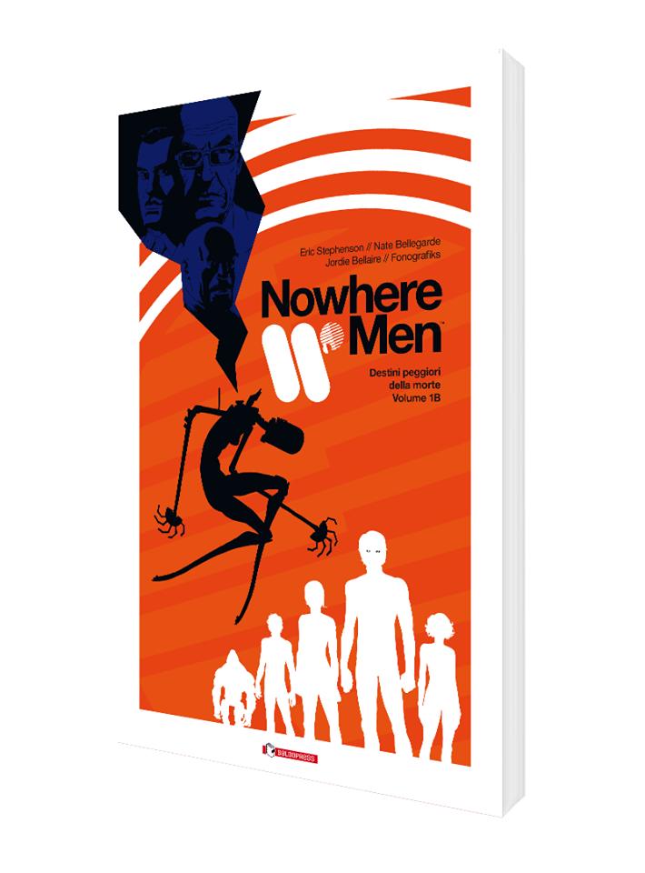 E' disponibile Nowhere Men 1/B