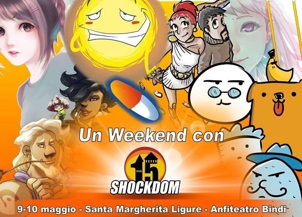 Un weekend con Shockdom a Santa Margherita Ligure