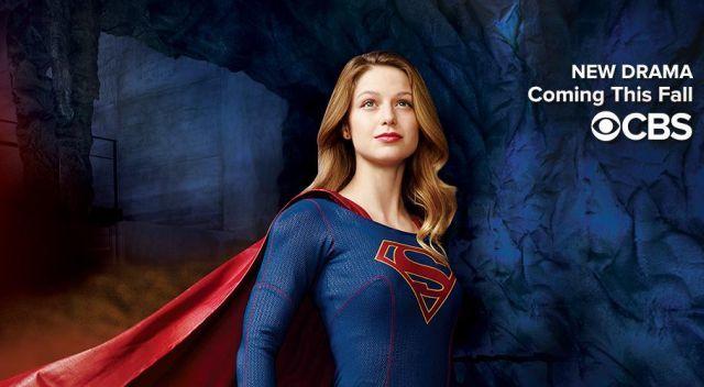 Supergirl: prime immagini e novità sul serial Tv