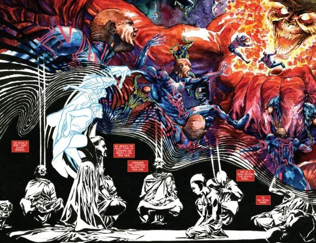 Iron Man e I New Avengers #25 (Hickman, Walker, Barbiere, Rudy)