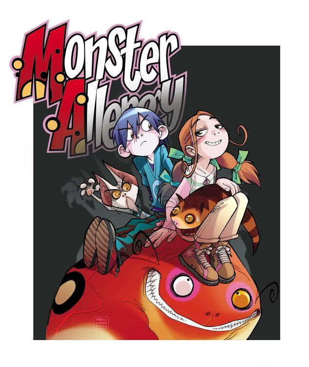 Tunué pubblica la versione integrale di Monster Allergy