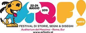 """Sono in vendita i biglietti per """"ARF! festival""""_Notizie"""