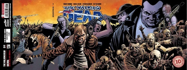 The Walking Dead 31: variant e cofanetto disponibili