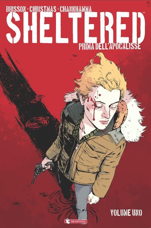 """E' disponibile il primo volume di """"Sheltered"""""""