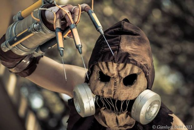 "C For Cosplay: intervista a Samuel ""MadHatter"" Battistini"