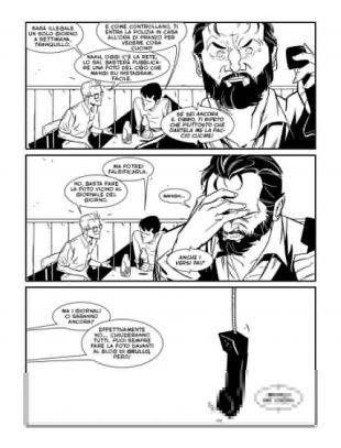 Nick Banana a fumetti, l'avventura grottesca della politica_Recensioni