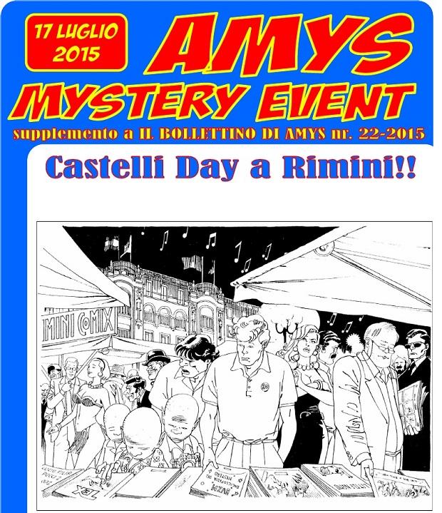 Castelli Day: un giorno per festeggiare Alfredo Castelli