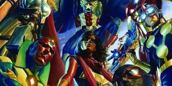 Annunciati disegnatori e line-up dei nuovi Avengers