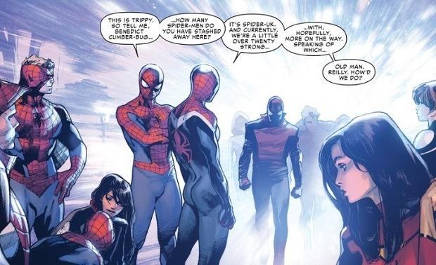 Amazing Spider-Man #13 (Slott, Coipel e AA.VV.)_BreVisioni