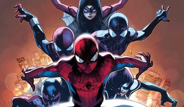 Amazing Spider-Man #13 (Slott, Coipel e AA.VV.)