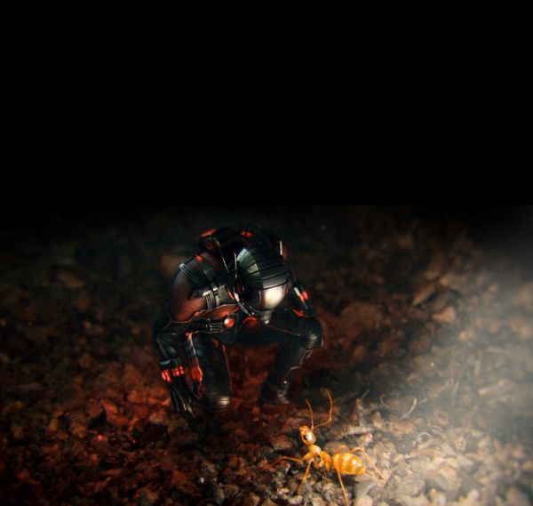 Ant-Man: anteprima in 3D per i visitatori di Disneyland
