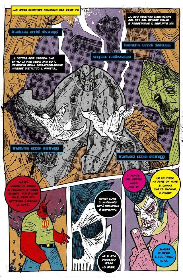 The Mighty and Deadly Iron Gang #5 - Destrukto Demolition Derby part 01_The Mighty and Deadly Iron Gang