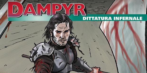 Dampyr #183 – Dittatura infernale (Boselli, Rosenzweig)
