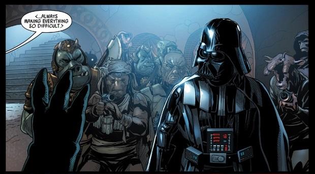 Darth Vader #1 (Gillen, Larroca)
