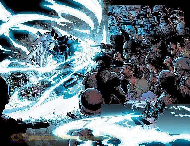 "A ottobre Lemire e Ramos per ""Extraordinary X-Men"""