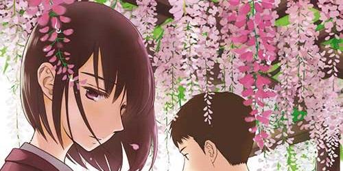 """""""Il giardino delle parole"""" di Makoto Shinkai a fumetti"""