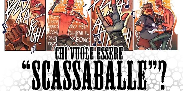 Scassaballe