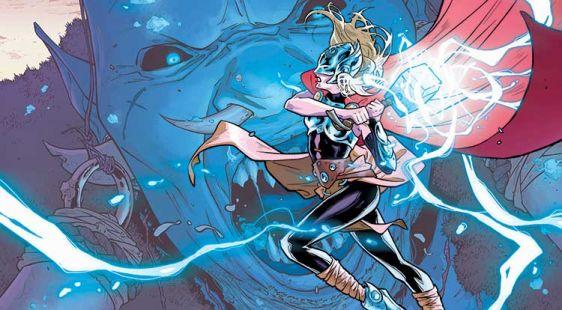 Thor #2 (Aaron, Dauterman, Stevenson, Sauvage)