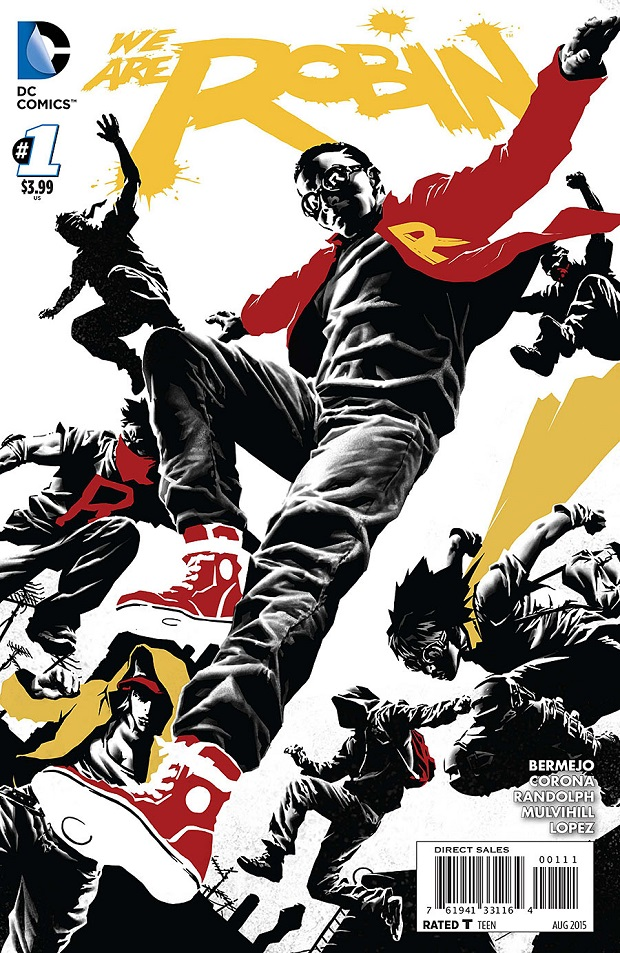 "Debutta oggi negli USA ""We are Robin"" di Lee Bermejo"
