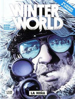 Winterworld #1 (Dixon, Guice)