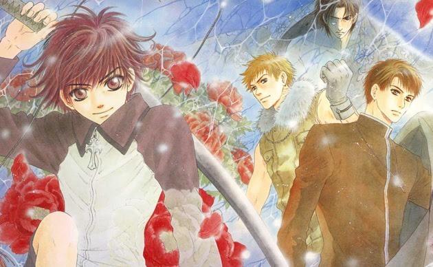"""Rw-Goen presenta il manga """"Hakkeden"""" di Miyuki Abe"""