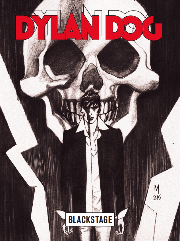 "Dylan Dog: Catalogo Blackstage per il ""Crime City Comics"""