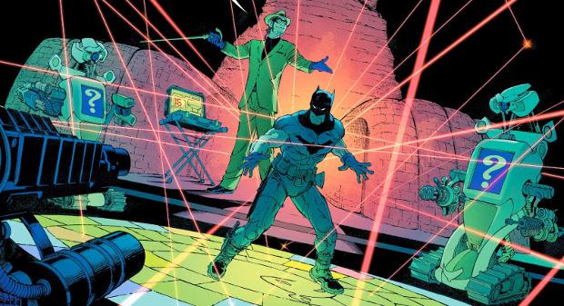 Batman #36: la conclusione di Anno Zero
