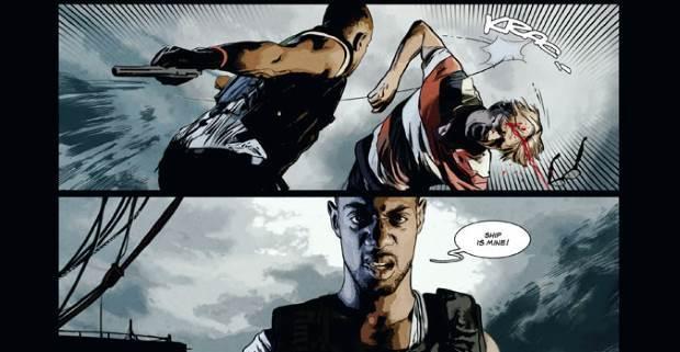 Black Lord #1 - Somalia anno zero (Dorison, Ponzio)_BreVisioni