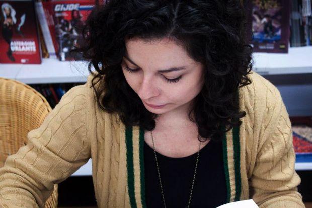 Effetto Nuke: intervista a Claudia Razzoli