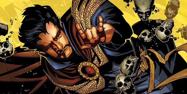 Jason Aaron e Chris Bachalo per il nuovo Dr. Strange