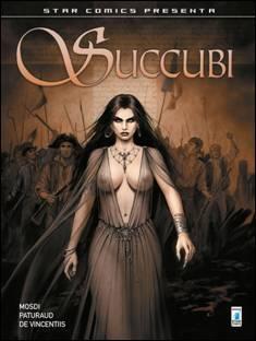 Star Comics Presenta in uscita a Giugno: Succubi Vol.1