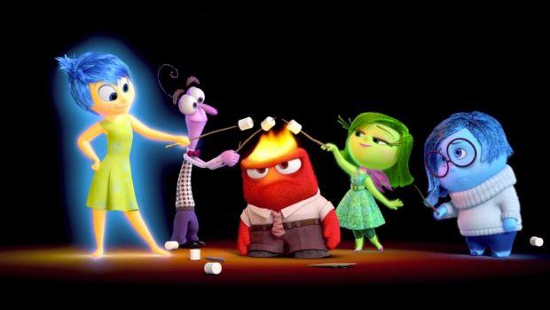 """Inside Out"": da Pixar, cinque emozioni al comando"