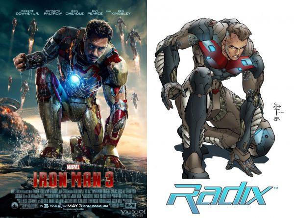 Armatura Iron Man 3: Novità su causa legale Marvel/Horizon Comics