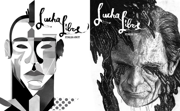 Un festa per la presentazione di Lucha Libre Magazine 2