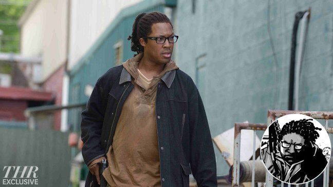 Corey Hawkins nel cast di The Walking Dead