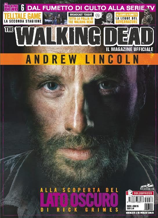 """Ritorna """"The Walking Dead - Il magazine ufficiale"""""""
