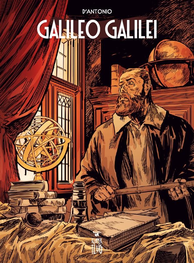 "Anteprima Kleiner Flug: 16 pagine di ""Galileo Galilei"""